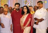 sabarinath mla divya iyer marriage photos  015