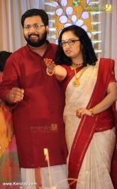 sabarinath mla divya iyer marriage photos  067