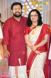 sabarinath mla divya iyer marriage photos  068