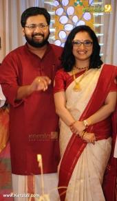 sabarinath mla divya iyer marriage photos  069