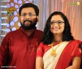 sabarinathan mla divya iyer marriage photos  001