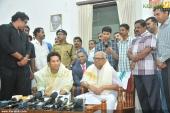 sachin tendulkar at kerala blasters team announced photos 035