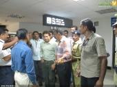 sachin tendulkar at kerala blasters team announced photos 043