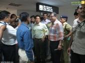 sachin tendulkar at kerala blasters team announced photos 044
