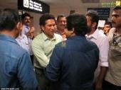 sachin tendulkar at kerala blasters team announced photos 045