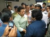 sachin tendulkar at kerala blasters team announced photos 046