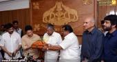 sachin tendulkar visit chief minister pinarayi vijayan photos 100 024