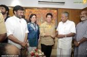 sachin tendulkar visit chief minister pinarayi vijayan stills 618 002