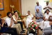 sachin tendulkar visit chief minister pinarayi vijayan stills 618 003