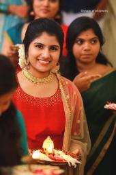 saikumar daughter vaishnavi marriage photos 09 13
