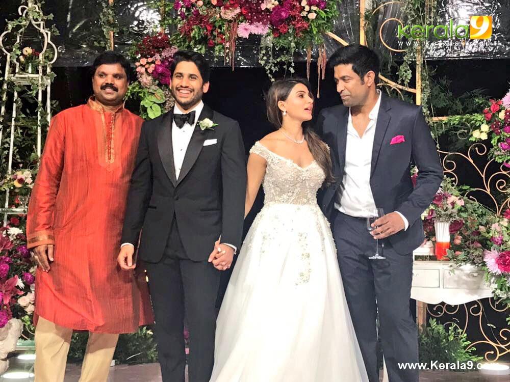 samantha naga chaitanya christian marriage photos 00