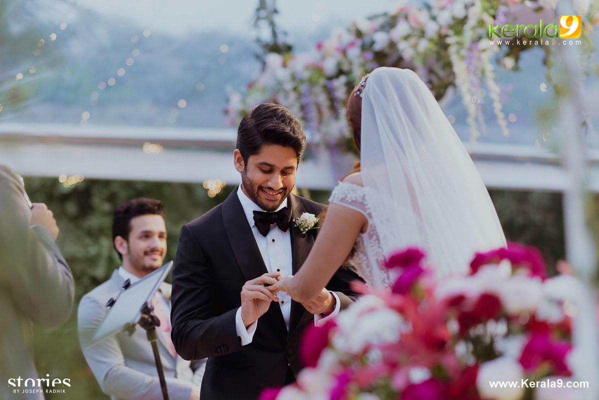 samantha naga chaitanya christian marriage photos 002