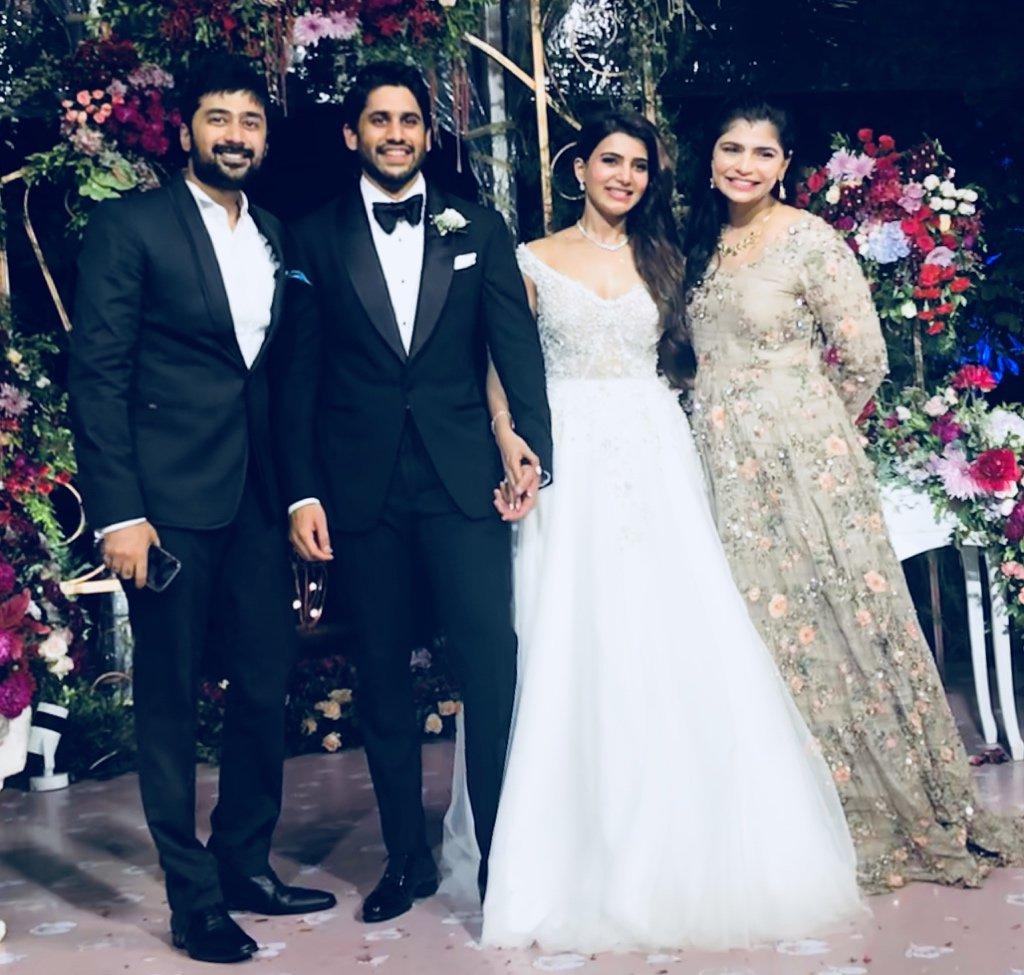 Telugu christian wedding