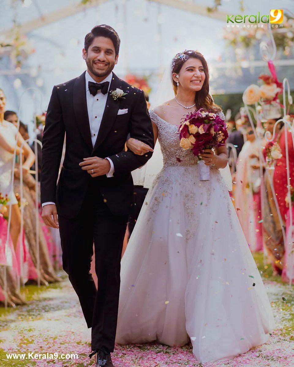 samantha naga chaitanya christian wedding photos 0s32