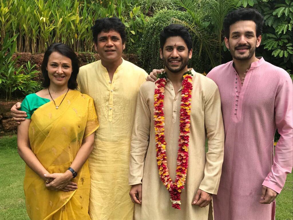 naga chaitanya wedding photos 0s0