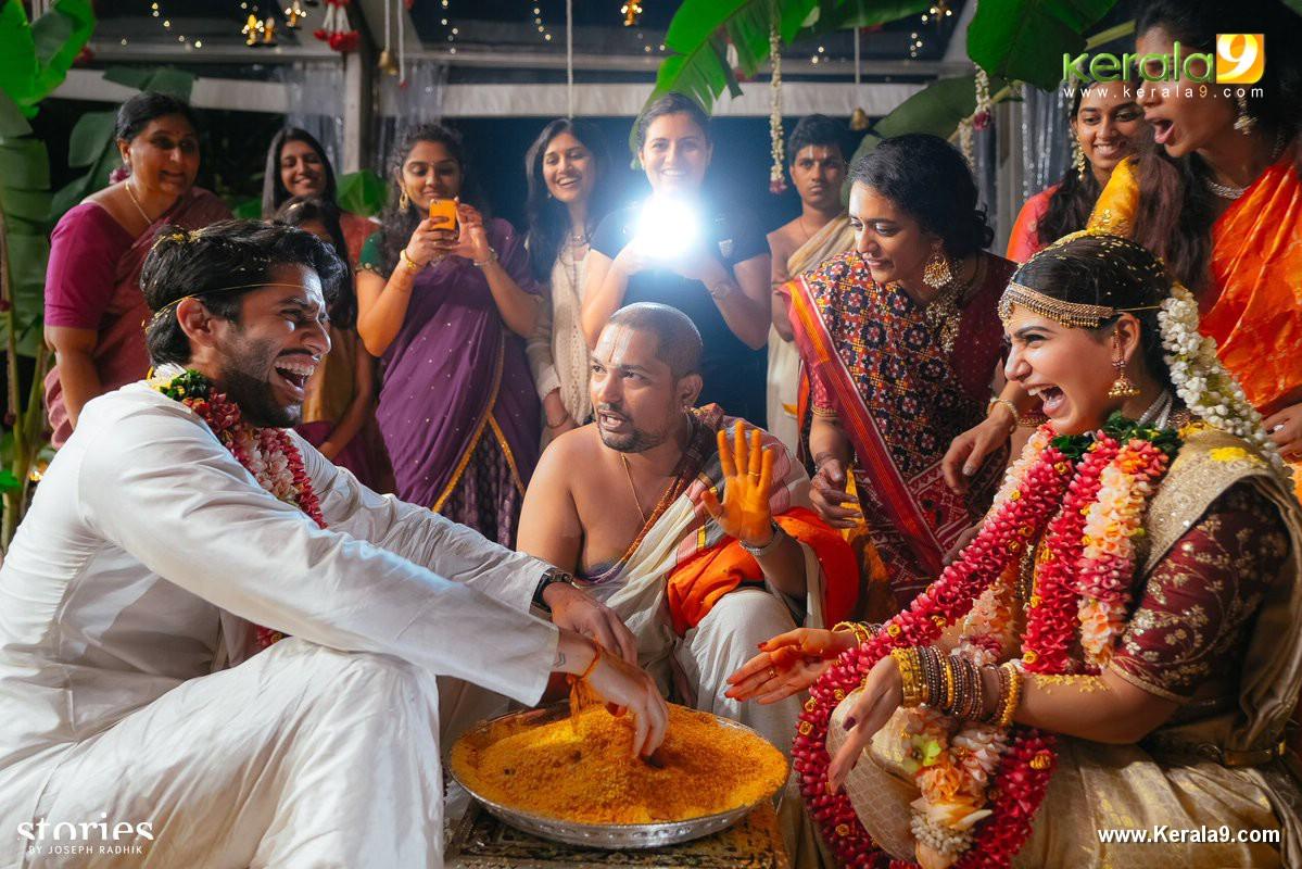 samantha naga chaitanya marriage photos 0h521 00