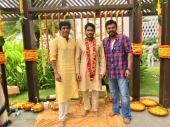 naga chaitanya marriage function photos