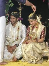 naga chaitanya samantha marriage photos 001