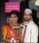sameera reddy marriage photos