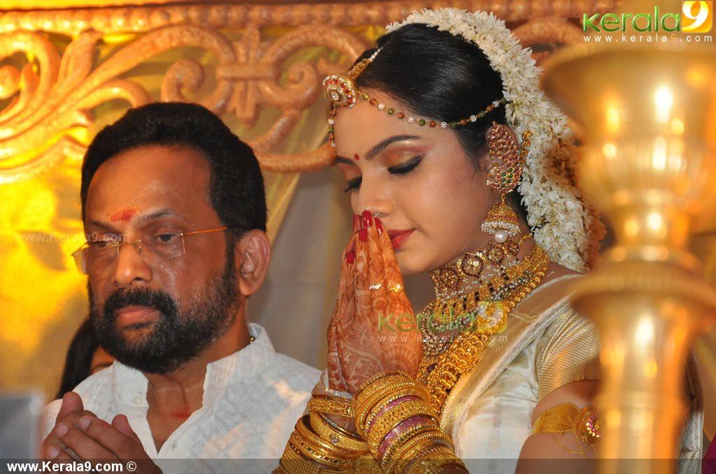 Samvritha Sunil Marriage Photos
