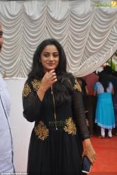 namitha pramod saranya mohan wedding reception pics 005