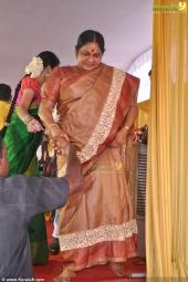 saranya mohan marriage reception photos22 010