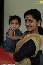 actress sarayu housewarming photos