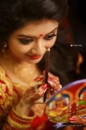serial actress sree laya engagement images 564 010