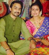 serial actress kavitha nair engagement photos  003