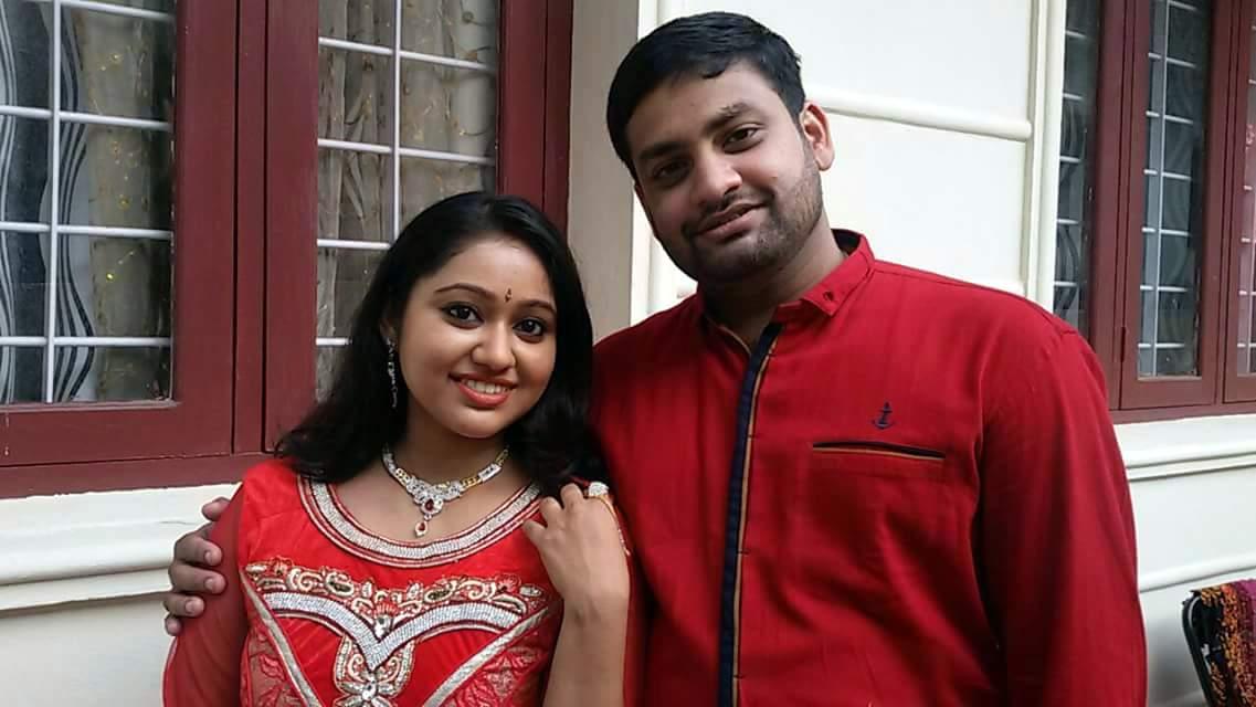 chandanamazha amrutha meghna engagement photos  011