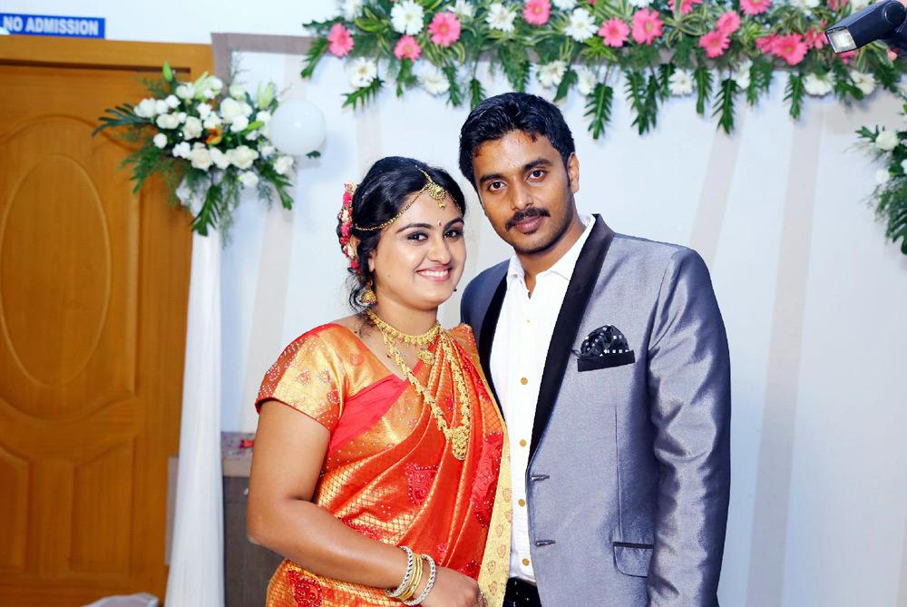 Serial Actress Sini Varghese Wedding Photos 023 00160