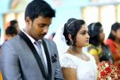actress sini varghese marriage photos 02 005