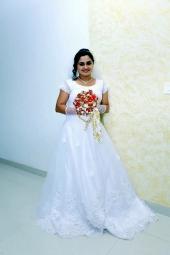 sini varghese marriage photos 02