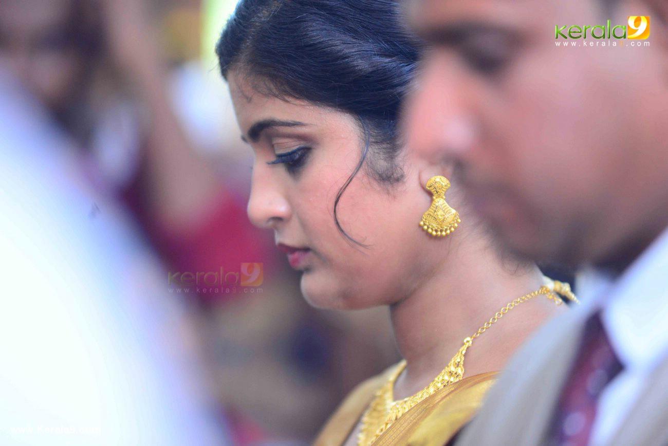 Shalu kurian wedding