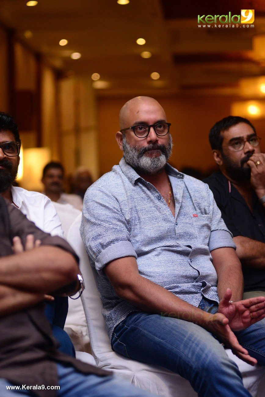 suresh krishna at sherlock toms malayalam movie audio launch photos 143 005