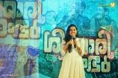 alphonsa at shikari shambu malayalam movie pooja photos 119 003