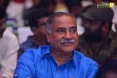kundara johny at shikari shambu malayalam movie pooja photos 118