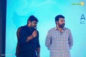 mithun ramesh at shikari shambu malayalam movie pooja photos 11