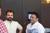 prasanna sujit at shikari shambu malayalam movie pooja photos 117