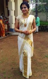 actress shivada nair marriage photos 0428 004