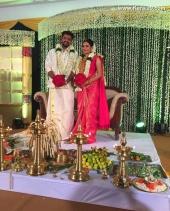 shivada nair marriage photos 0428