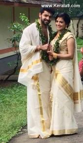 shivada nair marriage photos 09342 001