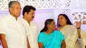 pinarai vijayan at shravan mukesh movie kalyanam pooja photos 123 003
