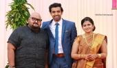 sekhar menon at siju wilson marriage and wedding reception pics 546
