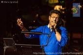 madhu balakrishnan at singapore onam night show 2014 photos 003