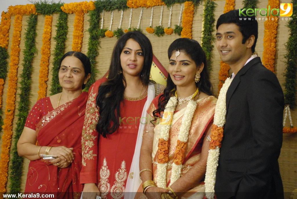Chinmayi Rahul Ravindran Wedding Reception Photos 00159