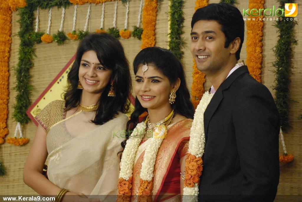 Chinmayi Rahul Ravindran Wedding Reception Photos 00364