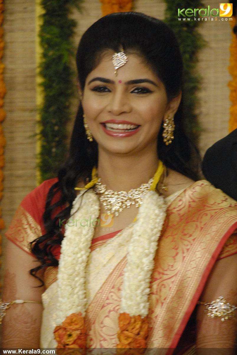 Singer Chinmayi Wedding Reception Photos 04874