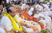 vellappally natesan in sndp new party bharat dharma jena sena launch pics 126 001