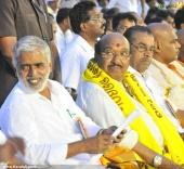 vellappally natesan in sndp new party bharat dharma jena sena launch pics 126 009